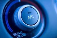 A/C Recharge Service            While you wait!  $80