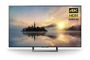 SONY BRAVIA 43 LED 4K HDR SMART UHDTV *NEW IN BOX*