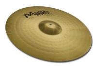 "Paiste 20"" 101 Ride Cymbal Brand New"