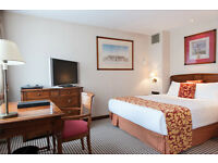 *SHORT LET 1 Bed near Elegant Regents Park - All bills inc, free wifi, maid service, free gym use.