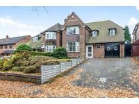 4 bedroom detached house to let in a well sought after part of handsworth wood