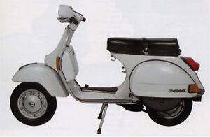 Looking to buy Vespa 150PX manual transmission