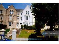 Studio flat in Connaught Avenue, Plymouth, PL4