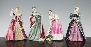 SERIES OF FOUR QUEENS