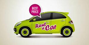 Location d'autos / 550.00$ par mois / 514-700.3737