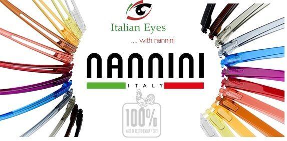Italian Eyes with Nannini