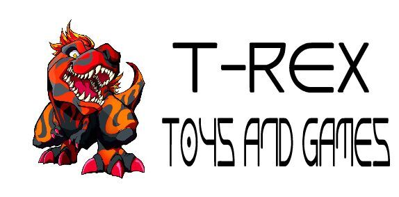 T-Rex Toys and Games
