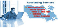 ACCOUNTING, BOOKKEEPING & INCOME TAXES DONE BY PROFESSIONALS
