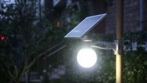 Solar Powered Street / Path Light