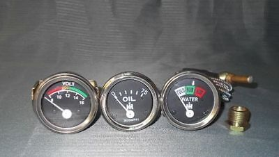 Ih Farmal Ih Volt Oil Temperature Gauge Package