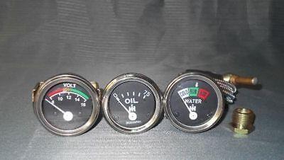 Ih Farmal Ih Volt Oil Temperature Gauge Package