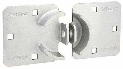 Master Lock 770 Hasp Fits 6271 Round Hidden Shackle Fits Round Body Puck Locks