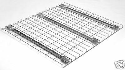 Wire Decks For Pallet Rack Shelving 42 X 46 Flared - 80 Pcs