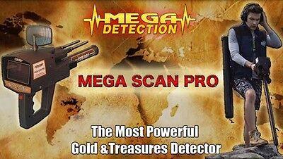 Mega Scan Pro - Long Range Locator And Magnetometer System
