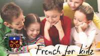 Give your kids a head start in French!