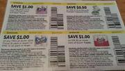 Toilet Paper Coupons