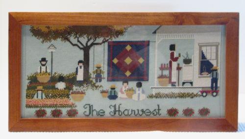 Amish Framed Art From Dealers Amp Resellers Ebay