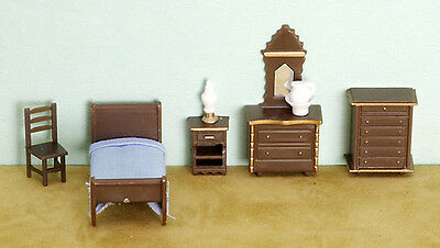 Miniature Dollhouse FAIRY GARDEN Furniture ~ ¼