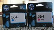 HP Printer Ink Cartridges 564
