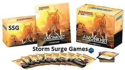 1 X AMONKHET Bundle Sealed MTG Magic The Gathering BOOSTER BOX