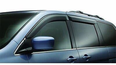 Genuine OEM 2008-2010 Honda Odyssey Door Visors