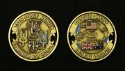 Afghanistan Challenge Coin