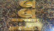 Lexus IS250 Emblem