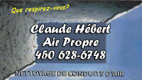 CLAUDE HÉBERT AIR PROPRE