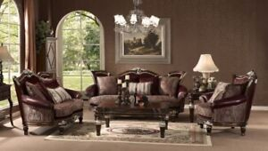 Selling Richway 3 pc wood couch set