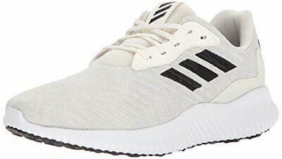 adidas Men's Alphabounce Rc M Running Shoe core Black/White, 6.5 M US