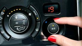 Car air conditioning - AC - Mobile Air Con service - r134a r1234yf