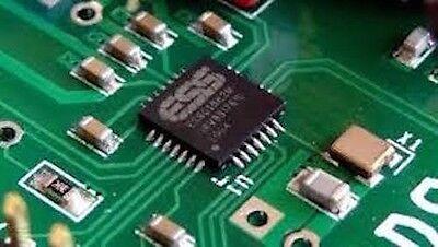 Es9018 Ess9018 Es9018k2m 32-bit Stereo Mobile Audio Dac Chip Sabre32