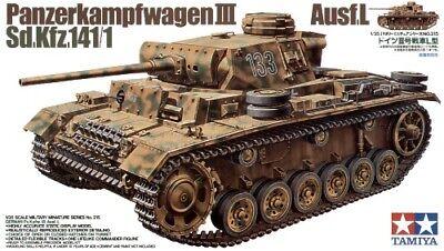 Tamiya 1/35 Panzer III Ausf. L # 35215