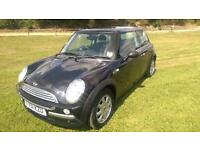 2001/51 Mini One 1.6 Petrol SORRY NOW SOLD PLEASE ASK AS WE MAY HAVE ANOTHER!