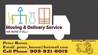 CHEAP! Delivery/Moving/Pick-Up/Drop Off/Transport Services - $25