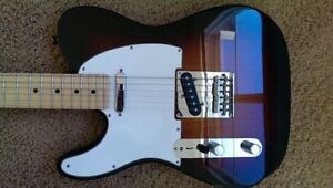 Cherche Telecaster GAUCHERE / Looking for LEFT HANDED Telecaster