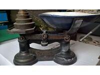 vintage balance Kitchen scales