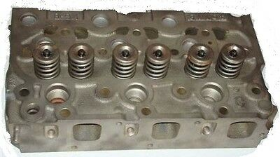 New Kubota Complete D1402 Cylinder Head With Valves Installed