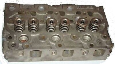 New Kubota D1302 Complete Cylinder Head With Valves