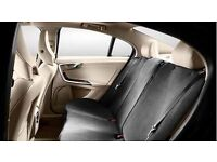 Genuine Volvo S60 Rear seat guard/cover