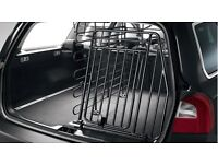 Dog guard and divider for Volvo XC70 / V 70