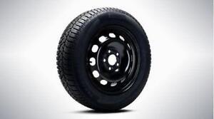 Winter wheel rim tire package steel Snow ice tires Blizzak X-Ice XI3  Ipike  extreme winter bridgestone michelin conti