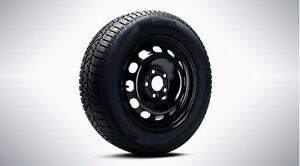 Winter wheel rim tire package steel Snow ice tires Blizzak X-Ice XI3  Ipike  extreme winter bridgestone michelin conti