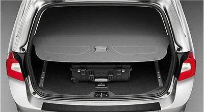 Genuine Volvo XC70-V70 Off Black Retracable Cargo Cover OE OEM 39882849