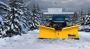 MEYER Snow Plows, Salt Spreaders & Genuine Parts