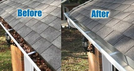 Gutter Cleaning. All Brisbane areas