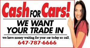 ALL TYPE OF JUNK CARS VAN TRUCKS WANTED FOR TOP DOLLARS