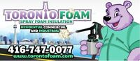 Toronto Spray Foam Inc. 416-747-0077
