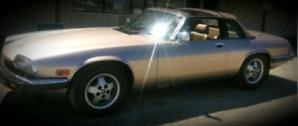 1987 Jaguar Convertible for sale $15000