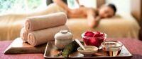Massage - Body scrub massages- Warm paraffin masks